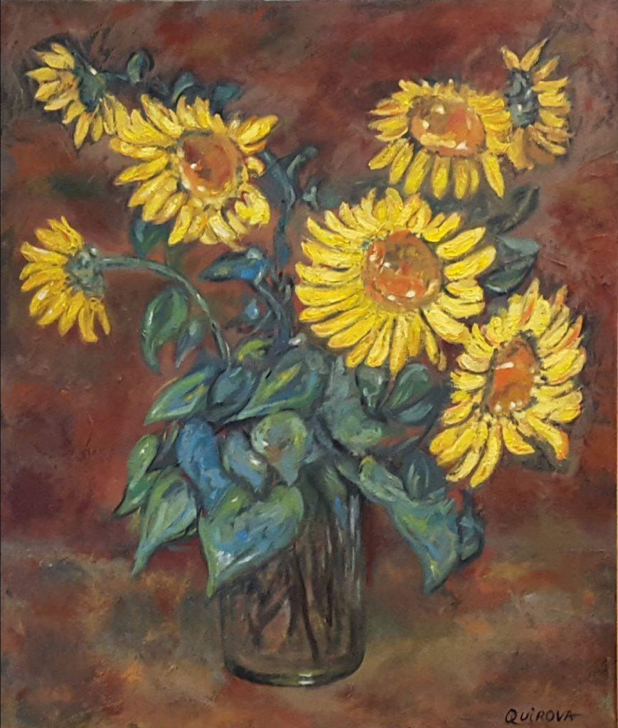 Homenaje a Van Gogh